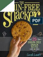 Grain free snacker