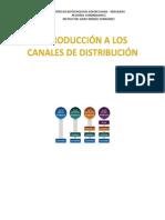 INTRODUCCIÓN a Los Canales de Distribución