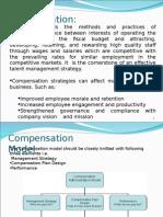 Compensation & Benefit
