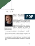 Octavio Islas Monografía
