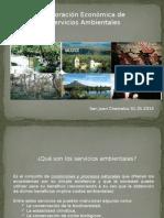 Valoracion Económica de Servicios Ambientales Presentación1