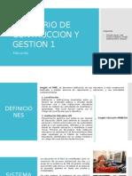 Educacion Marco Conceptual y Localización - Aspectos Generales