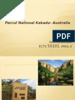 Parcul National Kakadu- Australia