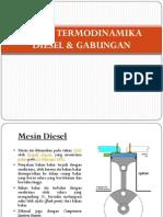 Siklus Mesin Diesel & Gabungan - PPSE