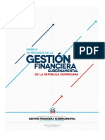 Modelo de Procesos de La Gestion Financiera Gubernamental de La RD