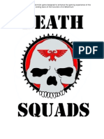 Death Squads - Living Rulebook v0.5.1b