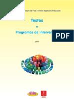 Testes e Programas de Intervenção