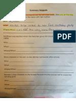 interdisciplinary curriculum artifact 2