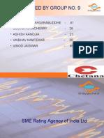 27051806 SME Rating Agency PPT