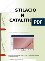 Destilacion catalitica
