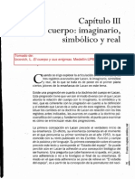 Izcovich, El Cuerpo Imaginario, Simbólico y Real