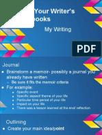 Drafting Memoirs