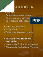 LA AUTOPSIA.ppt