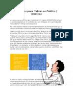 Consejos Para Hablar en Público_Egar_Vega