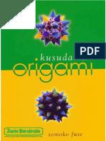 Tomoko Fuse - Kusudama Origami