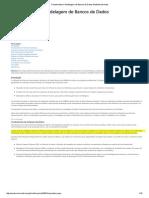 Fundamentos e Modelagem de Bancos de Dados Multidimensionais1