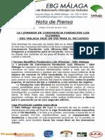 24.- Éxito Total Del i Torneo Fundación Luis Olivares-ebg Málaga