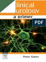 Clinical Neurology - A Primer_Gates
