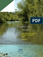 Appendix C - Biological Resources Investigation Report
