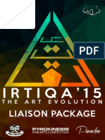 Irtiqa '15 - Liaison Package