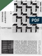 Benevolo_Introduccion a La Arquitectura_Cap. La Arq Griega