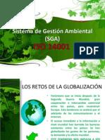 Sistema de Gestion Ambiental SGA