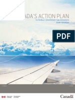 Action Plan GHG Aviation