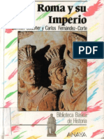 Codoñer, C. & Fernández-Corte, C. - Roma y Su Imperio