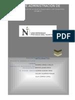 Planificación, Organización, Dirección y Control