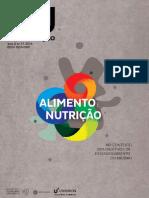 Alimento e Nutrição No Contexto Dos ODM
