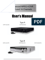 User's Manual Model ES- FS Series