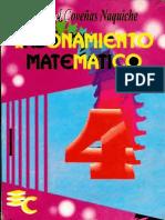Razonamiento matematico 4