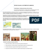 La Pintura Gotica Pintura Italiana y Pintura Flamenca