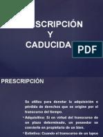 PRESCRIPCIÓN Y CADUCIDAD.pptx