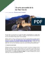 Cele 10 Reguli În Arta Succesului de La Strategul Militar Sun Tzu