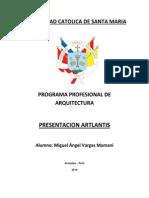 Exteriores - Interiores - Miguel Angel Vargas Mamani