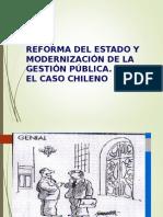 Reforma Del Estado y La Modernizacion de La Gestion