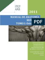 Manual Anatomía i - Tomo i
