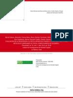 Evaluación de La Resistencia a La Roya (Uromyces Phaseoli (Pers.) Wint Var. Typica Arth) en 25 Varie