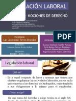 1.1 legislacion laboral
