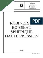 Robinets - Doc Vannes 19017 Rev4[1] STAUFF