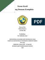 Cover Kasus Kecil Dr Susi Kejang Demam Kompleks