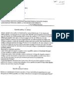 Direito Processual Civil Declarativo - 2009 PL 2ª