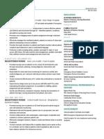 Korilynn Orth - Resume