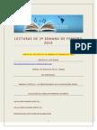 Las Lecturas de La 2⪠Semana de Febrero 2015 Final