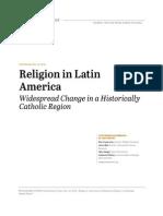 Religión en América Latina