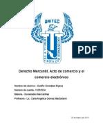 Acto de Comercio y e-commerce.docx