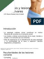 Dermatosis y Lesiones Vulvares