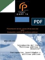 Presentacion 28 Enero Politicas Publicas
