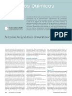 Articulo Sistemas Terapeuticos Transdermicos (Stt) Www.farmaindustrial.com